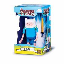 Boneco Finn - Hora Da Aventura - Adventure Time - Grow