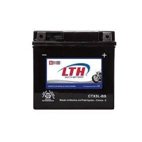 Moto Bateria Lth Ctx5l-bs Seca Sellada Libre De Mantenimien