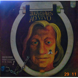 Lp Juca Chaves Ao Vivo Vinil 1972 Otimo