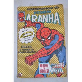Revista E Gibi - Super Almanaque Do Homem Aranha Nº 1