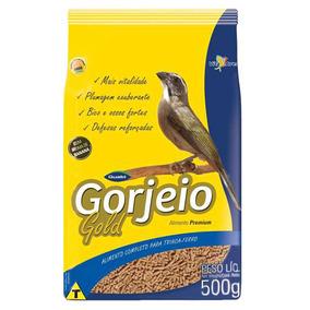 Ração Gorjeio Gold - 500gr