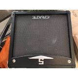 Amplificador Guitarra Eléctrica Crate Tubos 5w - 5 Watts