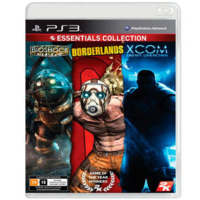 Jogo 2k Essentials Collection Para Playstation 3 (ps3) - 2k