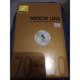Nikon Af-p Dx Nikkor 70-300mm F/4.5-6.3 Ed Lens