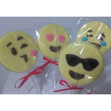Chupetines Emojis Pack X 12 Promo Día Del Niño!
