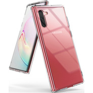 Funda Note 10 Note 10 Plus Ringke Fusión Galaxy Antiimpacto#