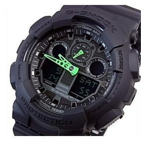 Casio G-shock 2c00m Analog Digital Watch Ga-100c-1a3dr