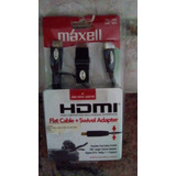 Cable Hdmi Flat Marca Maxel