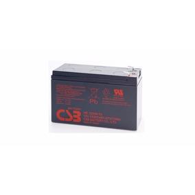 Batería Csb 12v 9ah Hr1234w (12v 34w) Cs3 Eaton Apc Ups 12 9