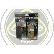 Pastilha Freio Dianteira Dafra Next 250 Potenza Ptz951kxt