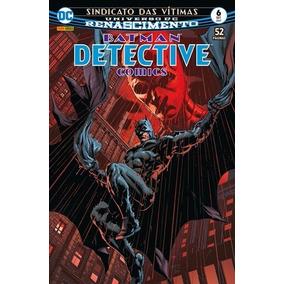 Batman - Detective Comics 6 - Renascimento