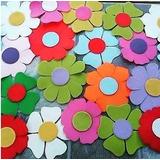 Flores En Goma Eva Decoracion