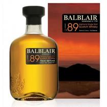 Whisky Balblair Vintage 1989 700ml