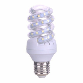 Lampada Led 7w Espiral Bivolt Soquete E27 Econômico