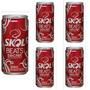 Skol Beats Secret Pack Com 5 Latas De 269ml-lançamento Skol