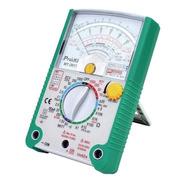 Tester Analogico Multimetro Con Aguja Proskit Electronica