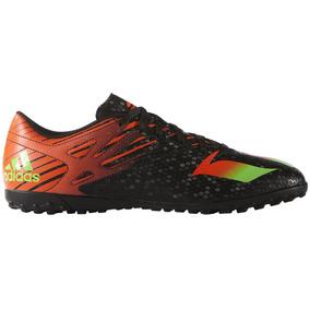 Zapatos Futbol Soccer Pasto Sintetico Messi 15.4 Af4683