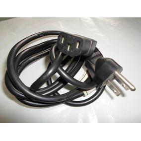 Cable De Alimentación De Cpu A Monitores