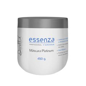 Máscara Platinum Essenza 450g