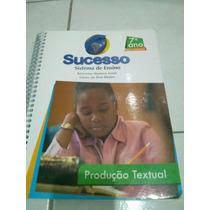 Sucesso Sistema De Ensino 7° Ano - Produção Textual
