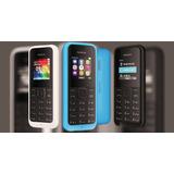 Telefono Celular Nokia 105 Doble Sim Barato Tienda Camara