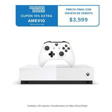 Nuevo Consola Xbox One S 1tb Edición All-digital 3 Juegos
