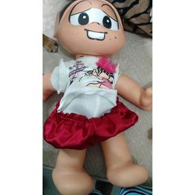 Boneca Monica Antiga Apaixonada