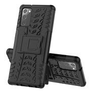 Estuche Protector Jkase Samsung Galaxy Note 20 - Negro
