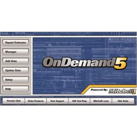 Ondemand5 2015 Link Rep Automotriz Mitchell On Demand 5