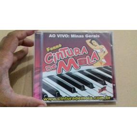 Cd Forró Cintura De Mola Ao Vivo Minas Gerais Original