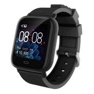 Reloj Smartwatch Aviso Ritmo Cardíaco Presión Oxigeno