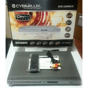 Reproductor Dvd Cyberlux Nuevo