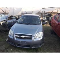 Chevrolet Aveo 2008 1.4 Gris
