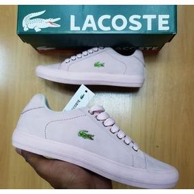 49f85a427d03f Tenis Feminino Lacoste Mulher Sapatos Sapatenis - Calçados, Roupas e ...