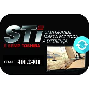 Atualização De Software Tv Led Sti Semp Toshiba 40l2400