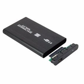 Kit 10 Case Gaveta Hd Sata Notebook Usb Externa Pc Xbox Ps3