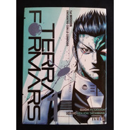 Terra Formars 1. Yu Sasuga, Tachibana. Manga - Ivrea
