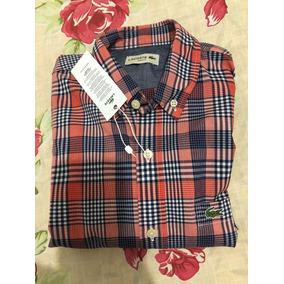 Camisa Xadrez Masculina - Camisa Casual Manga Longa Masculino em ... 6102c64751