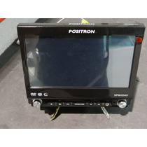 Dvd Player Retrátil Automotivo - Positron Sp6110av