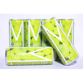Suco Muv Uva Verde Pack Com 12 Latas