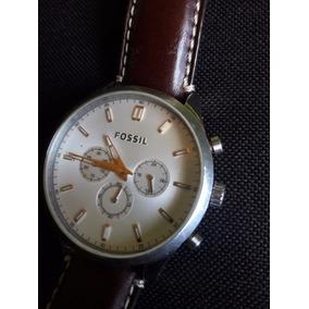 Reloj Fossil Original Modelo Fs4630, 5atm