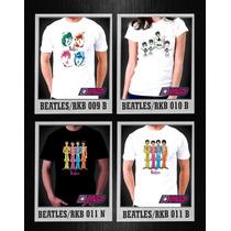 Remeras Estampadas Niños The Beatles Lennon Digital Stamp