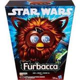 Star Wars Boneco Furby Furbacca Original Com Som Luzes Muv