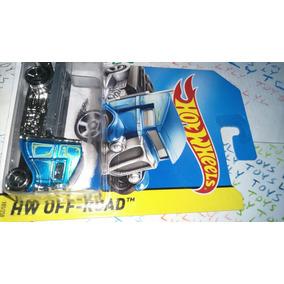 Hot Wheels Plataforma Carga Carros Movible Azul Lyly Toys