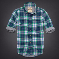 Hollister By Abercrombie - Camisas Hombre - Talle L