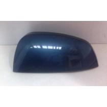 Capa Retrovisor Gm Meriva Original Lado Esquerdo Azul