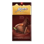 Chocolate Suizo Munz Dark 70% 100g