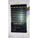 Modulo De Som Automotivo Tojo Ab1200 200w