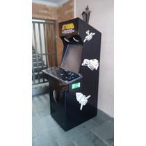 Fliperama Arcade Monitor 22 Impecável