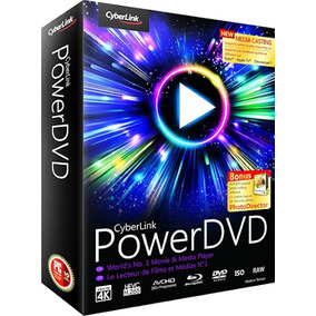Cyberlink Powerdvd V17 - Reproductor De Blu-ray Y Dvd